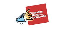 Lista Mais na mídia - Grandes nomes da propaganda