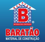 Logo do Baratão Materiais para Construção